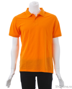 Imagine Tricou polo bărbați The Basics mărimea L