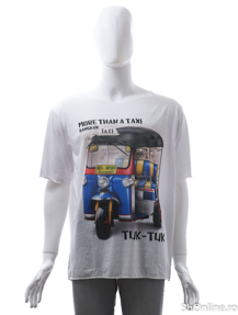 Imagine Tricou bărbați I love Thailand mărimea XXL