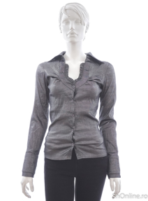 Imagine Cămașă mânecă lungă damă Shengdi Fashion  mărimea S