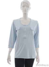 Imagine Tricou mânecă lungă damă Gina Laura mărimea XL
