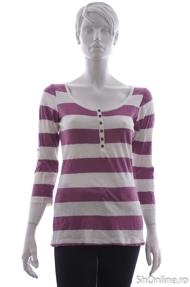 Imagine Tricou mânecă lungă damă H&M mărimea S