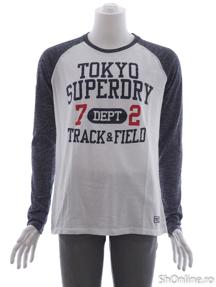 Imagine Solex subțire bărbați Superdry Track&Field mărimea XL