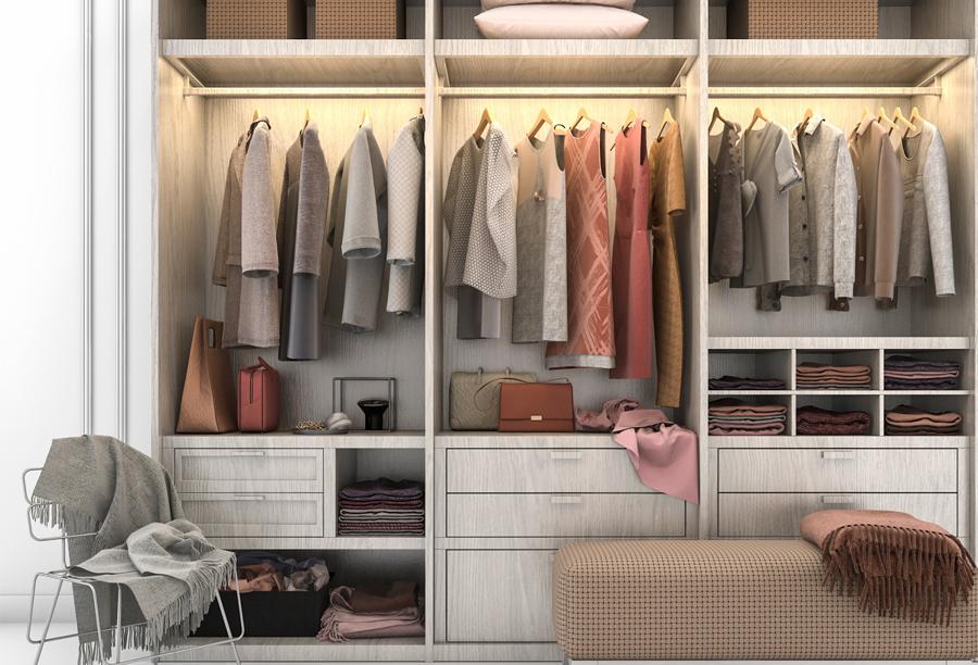 Cum construim o garderobă  completă pe termen lung