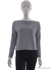 Imagine Tricou mânecă lungă damă Zara Trafaluc mărimea S