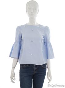 Imagine Bluză damă Zara Basic mărimea S