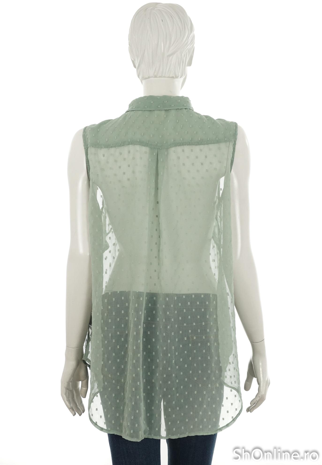 Imagine Cămașă mânecă scurtă damă H&M mărimea 42
