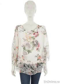 Imagine Bluză damă Velvet Rose mărimea L/XL