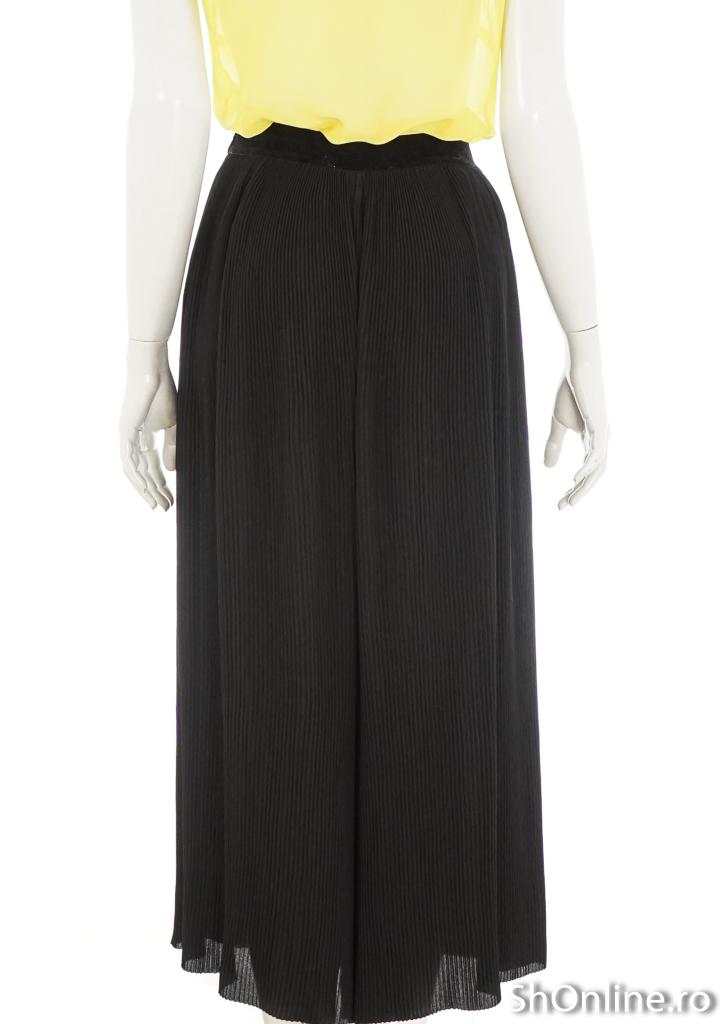 Imagine Fustă pantalon Zara Basic mărimea S