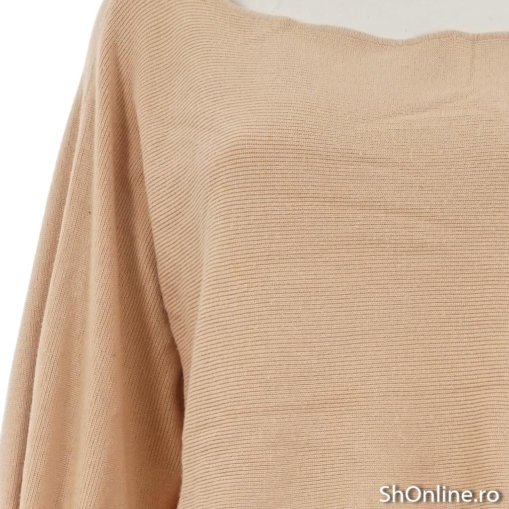 Imagine Pulover damă Zara Knit mărimea M/L